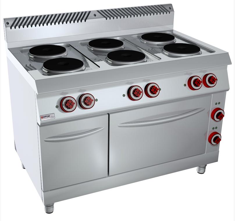 Cucine tonde cucine con elementi a boiserie with cucine - Cucine con piastre elettriche ...