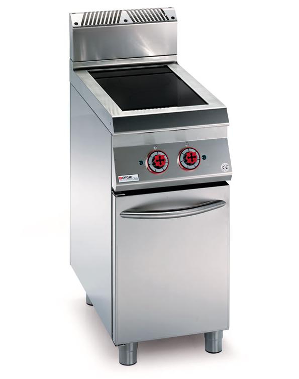 Vendita attrezzature frigoriferi e banchi per ristoranti - Piastre a induzione ikea ...